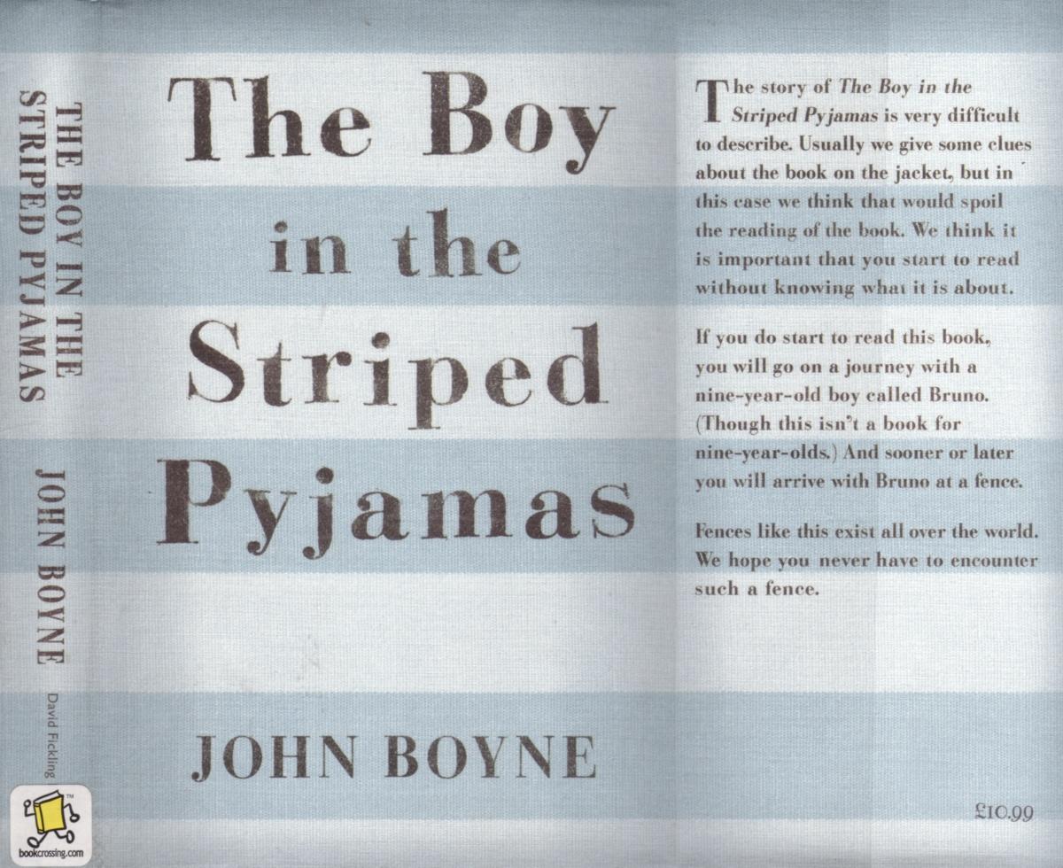 Boy In The Striped Pajamas Quotes - All About Quotes Ideas